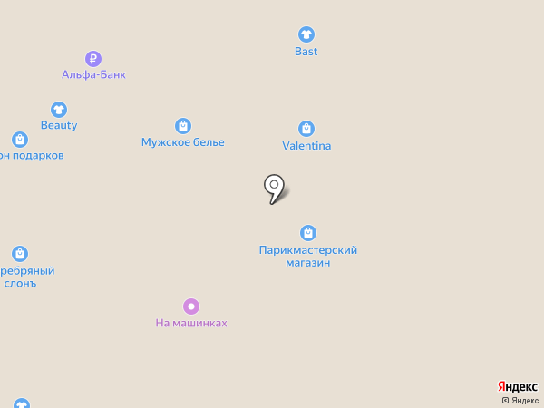Саф на карте Казани