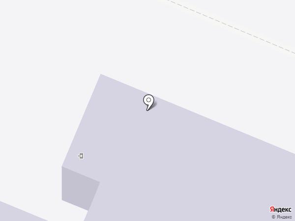 Основная общеобразовательная школа на карте Приморского
