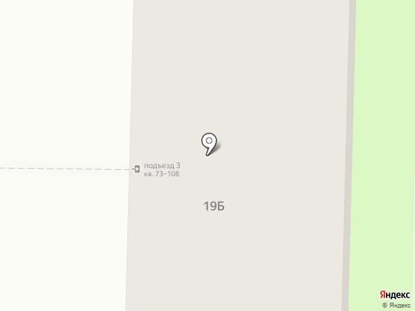 Темп 60, ТСЖ на карте Казани