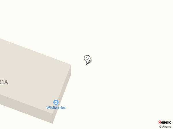 Мишутка на карте Приморского
