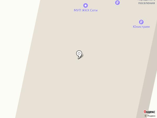 Отделение почтовой связи п.г.т. Лёвинцы на карте Лёвинцев