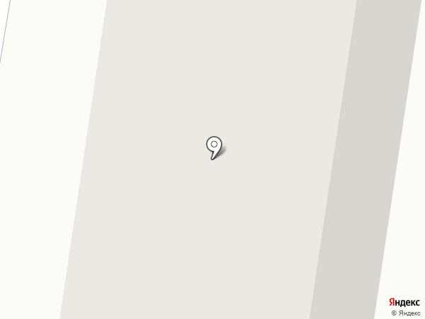 Матрешка на карте Тольятти