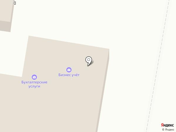 Бизнес учёт на карте Тольятти