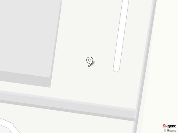 БОР на карте Тольятти