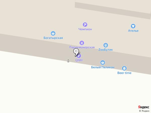 ТАК-сервис на карте Тольятти
