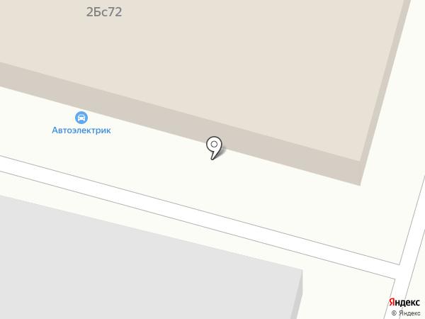 Дубль-С на карте Тольятти