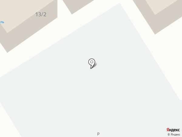 Синяя птица на карте Стрижей