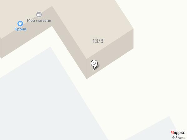 Салон сотовой связи на карте Стрижей