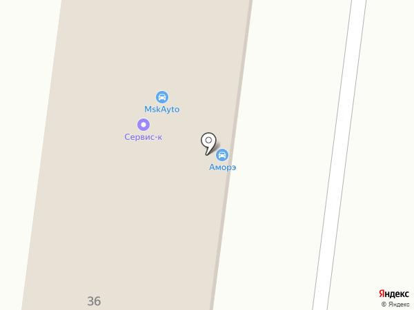 Max Tuning на карте Тольятти