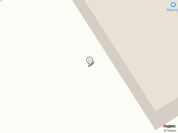 Мастер на карте Стрижей