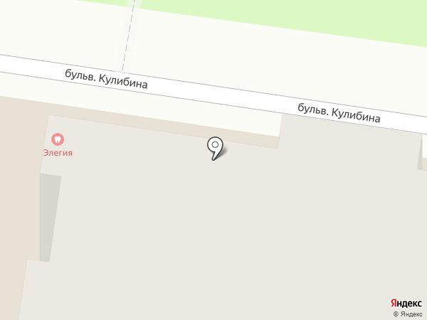 РЕГИОН-КЛИНИНГ на карте Тольятти