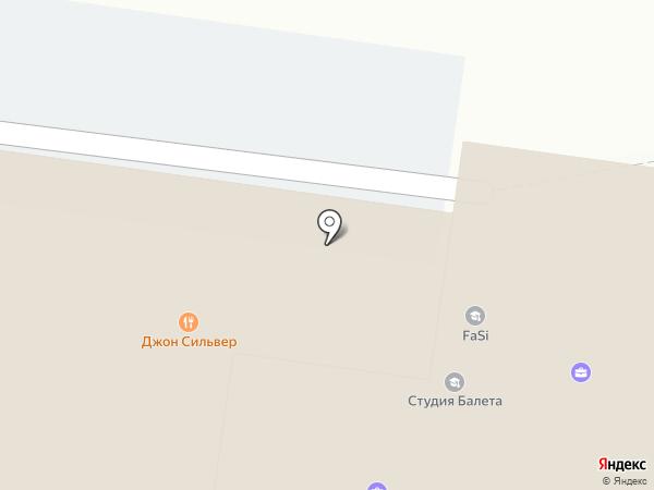 Лэди Мери на карте Тольятти