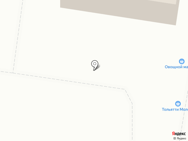 Печка на карте Тольятти