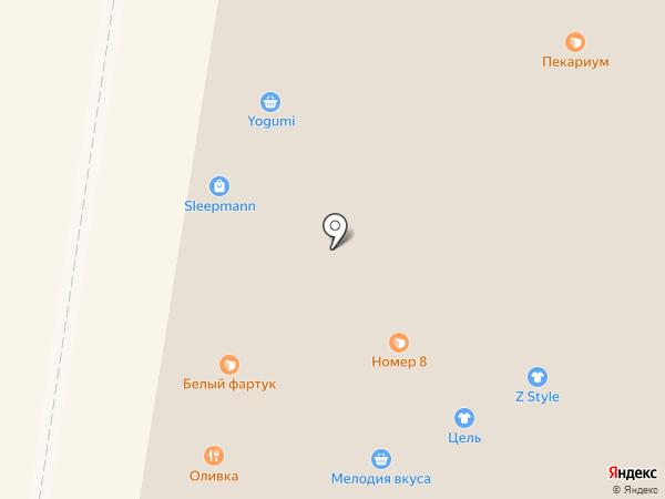 Yogumi на карте Тольятти