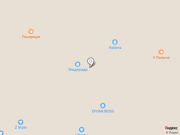 Apple-163 на карте Тольятти