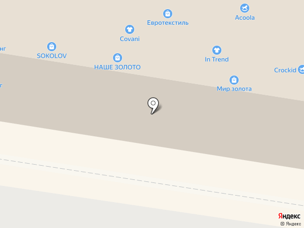 Наше золото на карте Тольятти