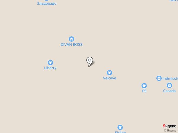 ИнтерДизайн на карте Тольятти