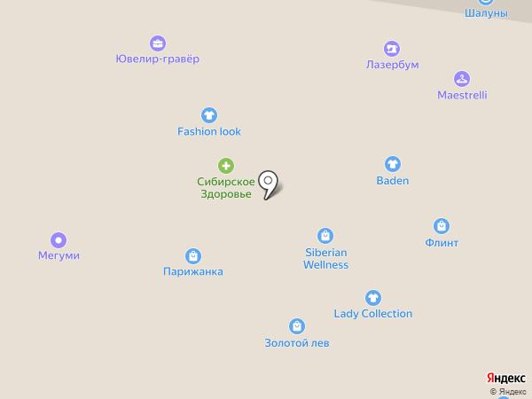 Siniquanon на карте Тольятти