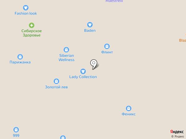Сибирское Здоровье на карте Тольятти