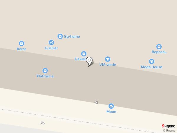 Sleepmann на карте Тольятти