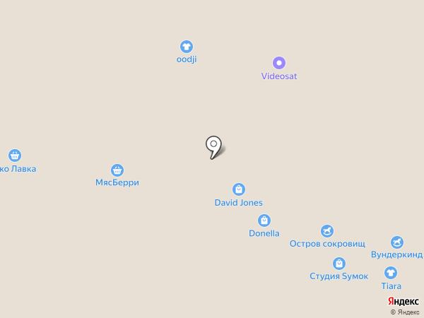 Мелодия вкуса на карте Тольятти