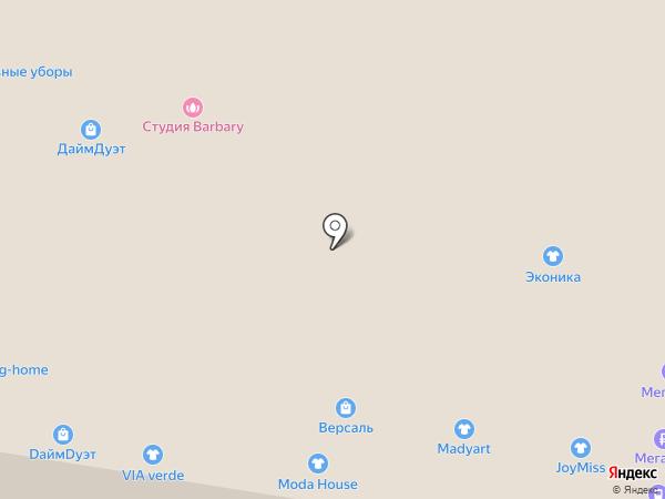 Barbary на карте Тольятти