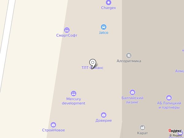Silver-gem на карте Тольятти