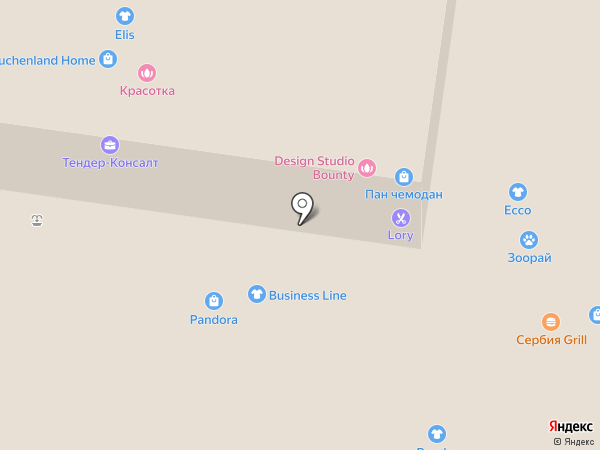 Lady Sharm на карте Тольятти