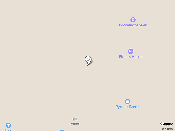 Мастер Стиль на карте Тольятти