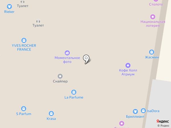 Библиотека на карте Тольятти