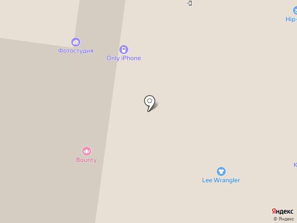 Only iPhone на карте Тольятти
