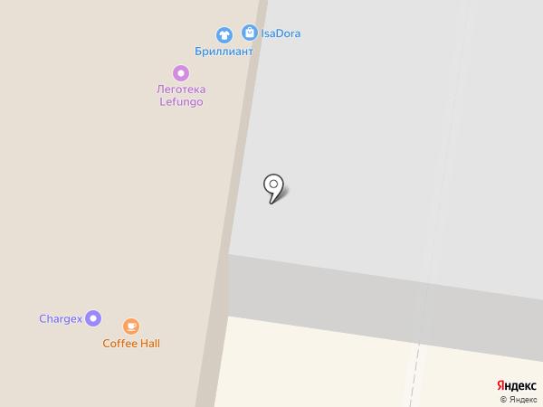 Coffee hall на карте Тольятти