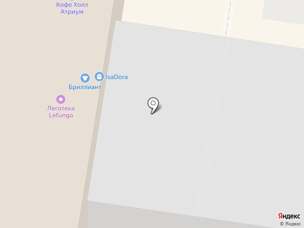9D аттракцион на карте Тольятти