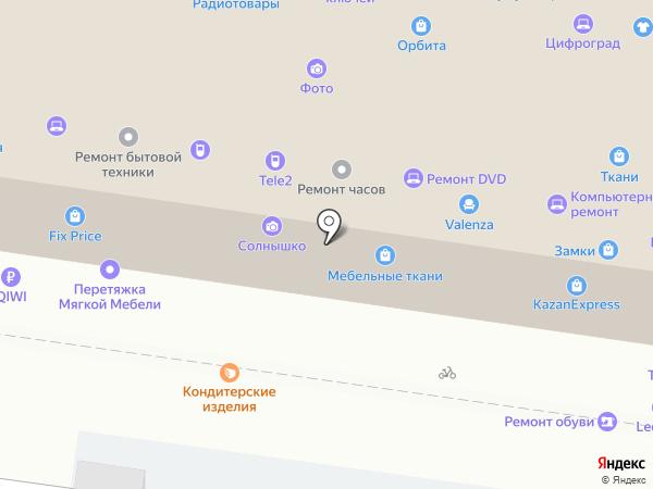 МирТЕПЛА на карте Тольятти