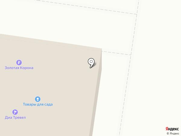 Горилка на карте Тольятти