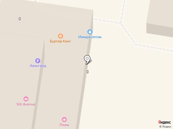 Ювелирная мастерская на карте Тольятти