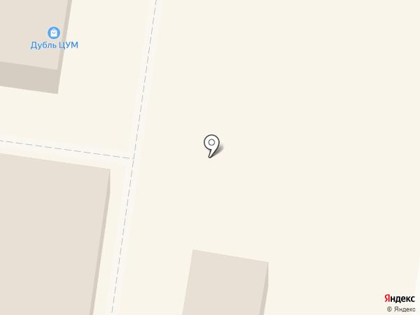 Киоск по продаже колбасных изделий на карте Тольятти