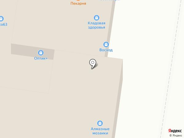 Магазин сувенирной продукции на карте Тольятти