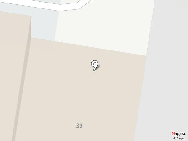 ДИПО на карте Тольятти