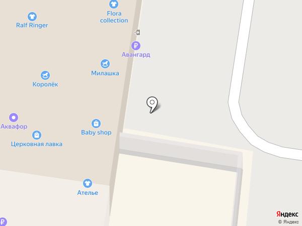 Croco Rouge на карте Тольятти