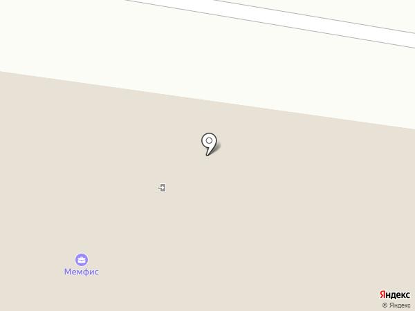 ЦКТ на карте Тольятти