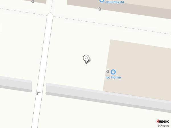 Tarkett на карте Тольятти