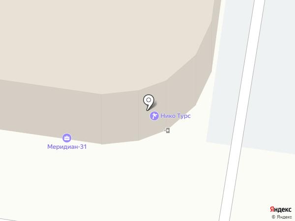 Бриз на карте Тольятти