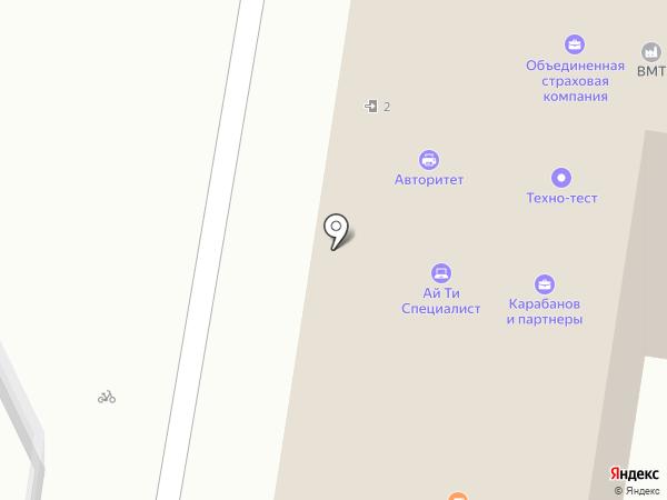 Call traffic на карте Тольятти
