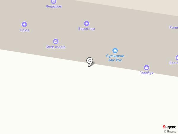 СЕАН на карте Тольятти