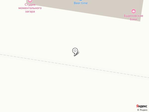 Аллен на карте Тольятти