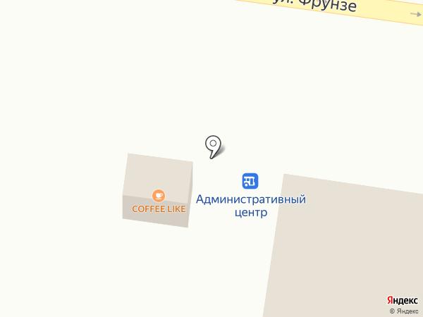 Узбекские лепешки на карте Тольятти