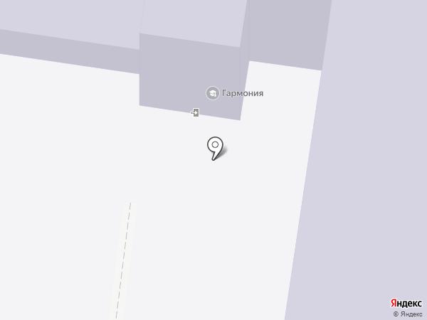 Центр водительского мастерства, ЧОУ на карте Тольятти
