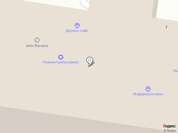 ОТС на карте Тольятти