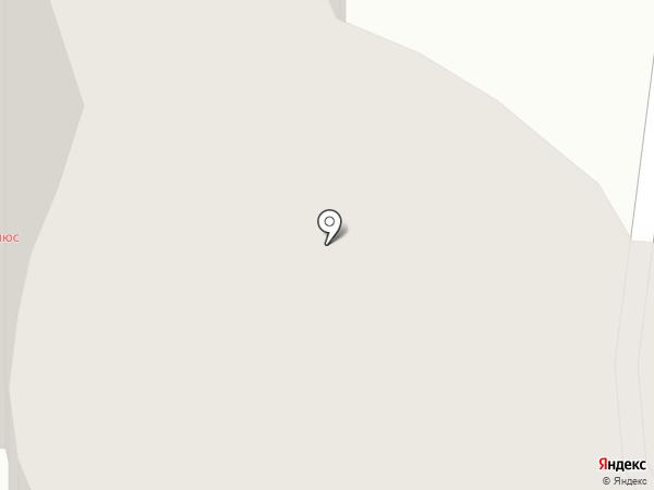 Афина на карте Тольятти